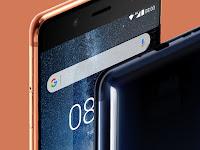 Nokia 8 smartphone Baru Snapdragon 835 termurah