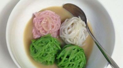 Kue Putu Mayang