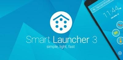 ရိုးရိုးေလးနဲ့ ဒီဇိုင္းလန္းတဲ့ - Smart Launcher Pro 3 v3.15.30 APK