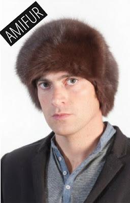 Marten fur hat