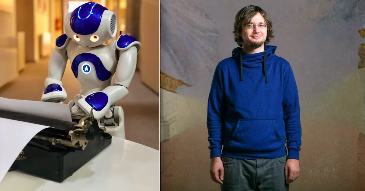 Artificial Intelligence Is Writing A Play About 'The Birth of Robotics' That Is Due To Be Performed in 2021