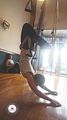yoga aéreo formación