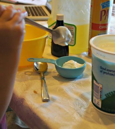 French Yogurt Cake