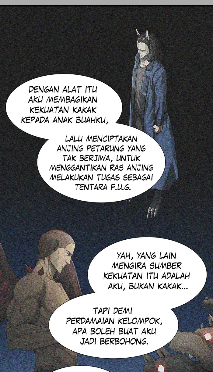Webtoon Tower Of God Bahasa Indonesia Chapter 436
