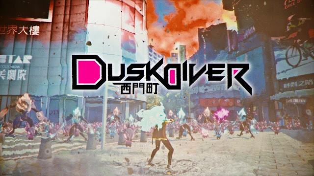 Dusk Diver, jogo de ação com RPG, é anunciado para PS4; conheça