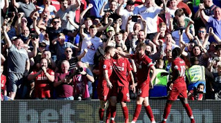 Cardiff City vs Liverpool 0-2 Highlights