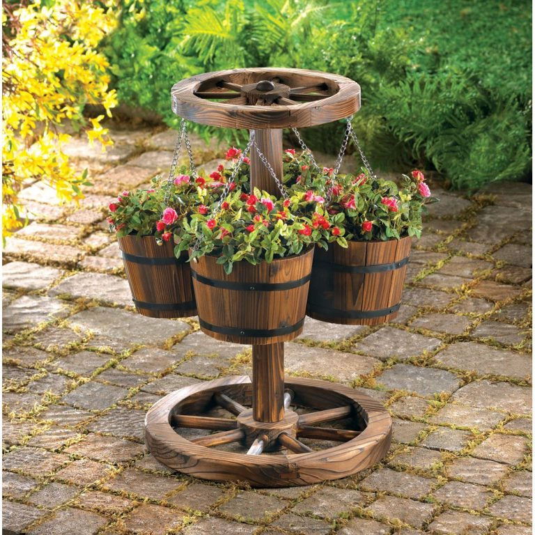 diy ideas about patio planters you will love to see in your yard