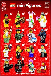 Lego series 7