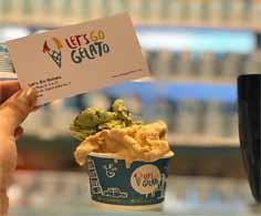Lowongan Kerja Scooper dan Kasir Let's Go Gelato Plaza Indonesia
