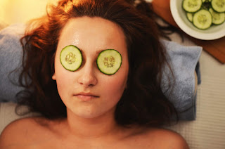 Cucumber Benefits For Peel Together With Health