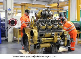 Lowongan Kerja Mechanic Heavy Duty di Brunei-Info hub Ali Syarief Hp. 081320432002