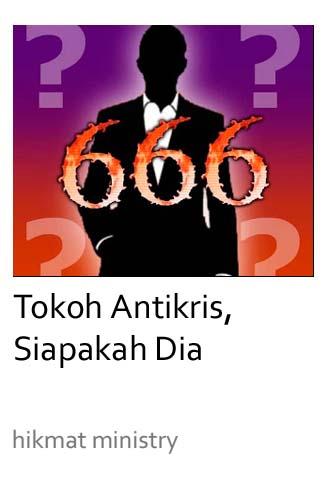 TOKOH ANTIKRIS