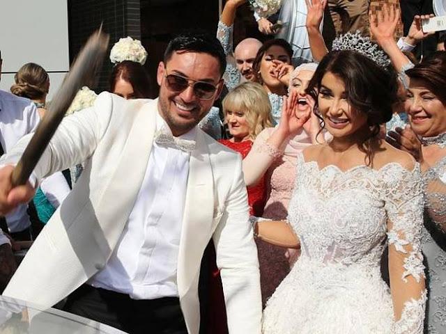 فيديو: الرجل صاحب الزفاف الأسطوري يتوعد زوجته بعد اتهامه لها بخيانته !!