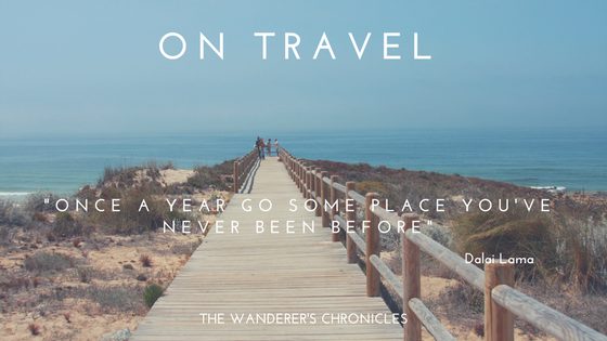 Wanderer's Quotes on Travel