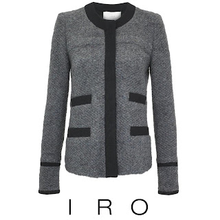 IRO Grey Cym Jacket