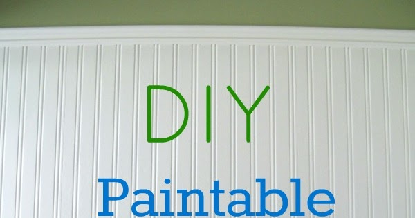 How to Install Paintable Beadboard Wallpaper (Updated 2019) | Frugal Family Times