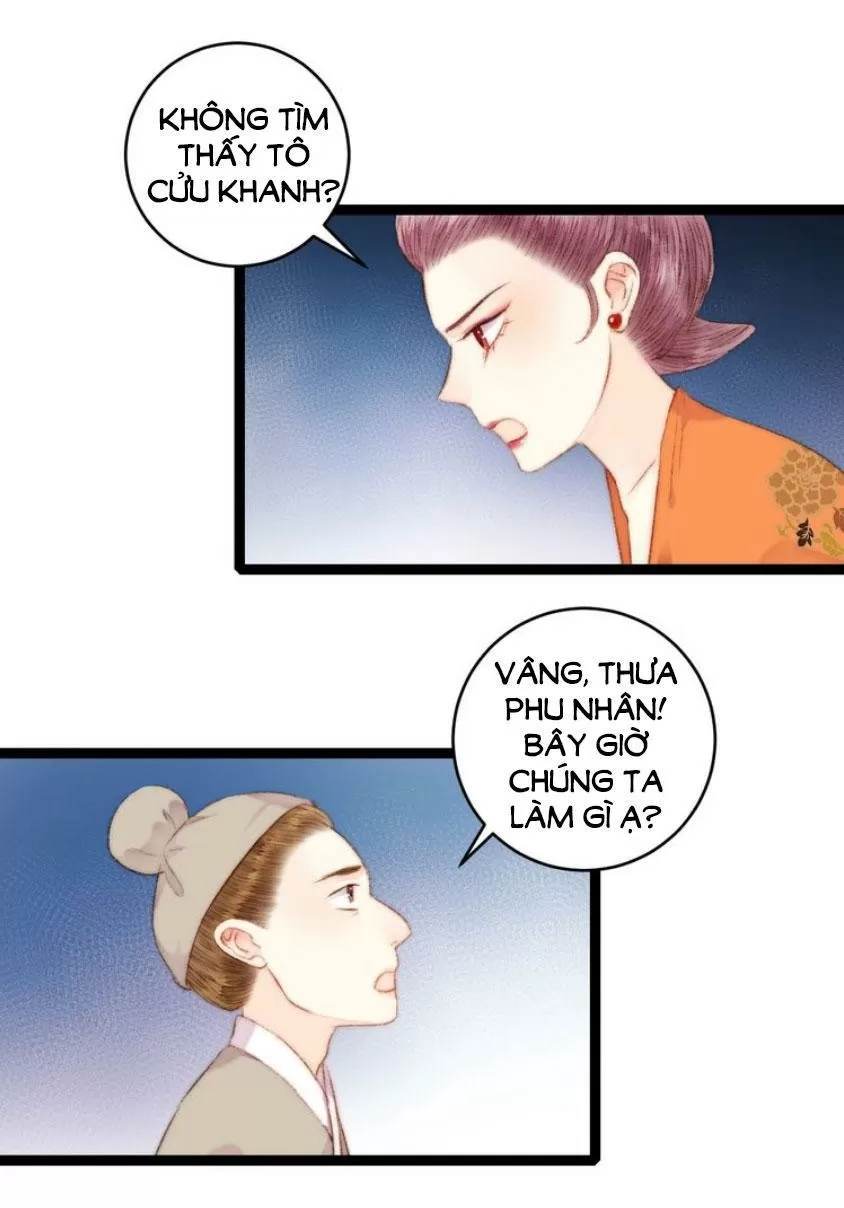 Nàng Phi Cửu Khanh - Thần Y Kiều Nữ chap 55 - Trang 8