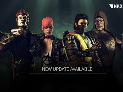 MKX mobile - Update 1.14
