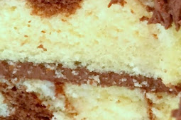 Marble Cake from Scratch
