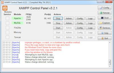 VB .Net - Membuat Database Dan Tabel Aplikasi Rental DVD