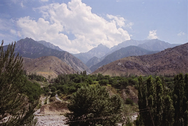 Ouzbékistan, Chakhimardan, Alaï, © Louis Gigout, 1999