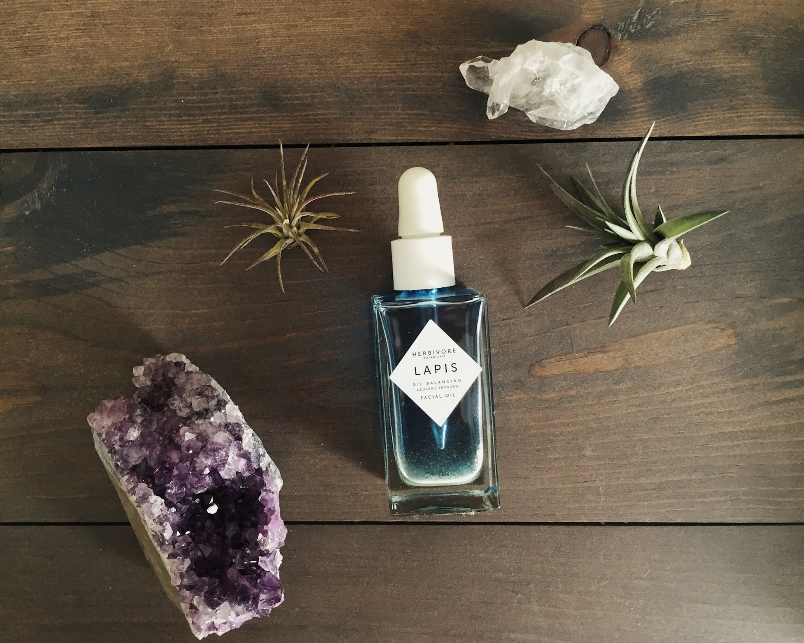 Herbivore Botanicals Lapis Facial Oil Review natural acne skincare treatment hellolindasau sephora