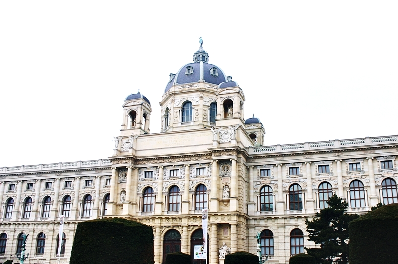 Natural History Museum Maria Theresien Platz Vienna