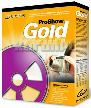 Photodex ProShow Gold 7.0.3514 Full Download
