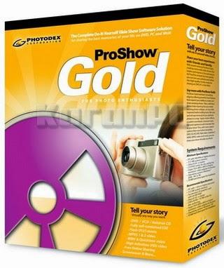 Photodex ProShow Gold 7.0.3514 Full Download