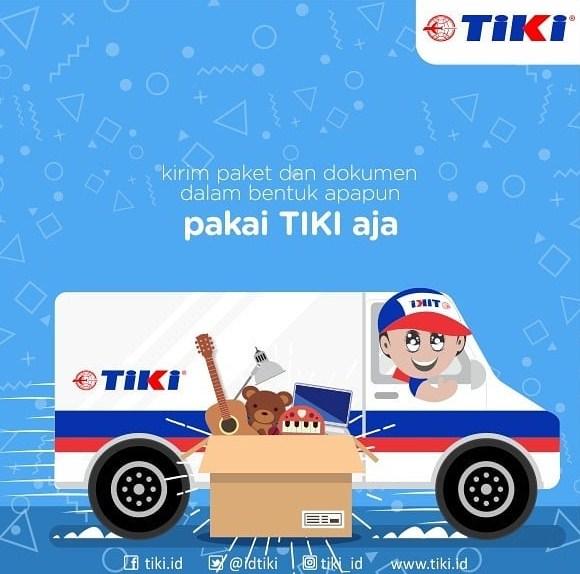Cara Cek Resi Pengiriman TIKI 2018 - IGTiki_ID