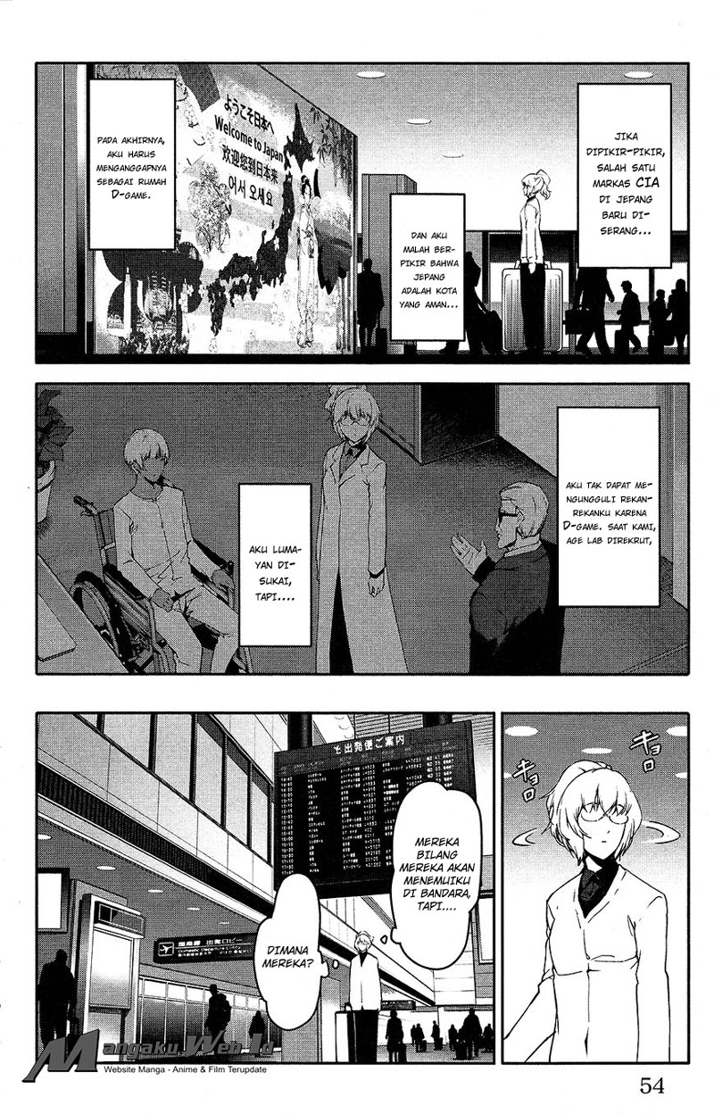 Darwin's Game Chapter 34-5