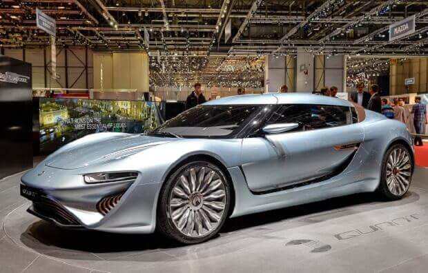 This Salt Water-Powered Car (920HP, Top Speed 217.5 MPH, 373 Miles/Tank) Is Certified For Use On European Roads