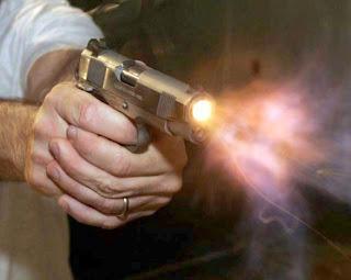 Resultado de imagem para imagen de tiros