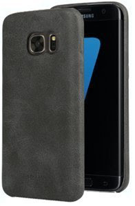 USAMS BOB Series Soft PU Leather Back Case Cover for Samsung Galaxy S7 Edge