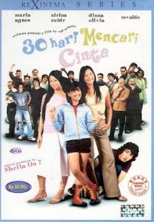 Download Film 30 Hari Mencari Cinta (2003) DVD-Rip
