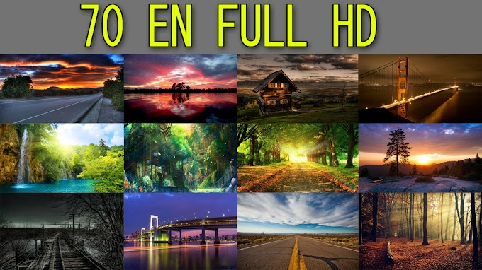 Pack De Wallpapers De Paisajes En Full HD 2018