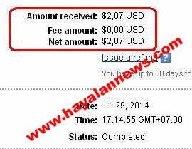 Cari uang lewat internet itu tidak bohong, ini buktinya! By hayalannews.com
