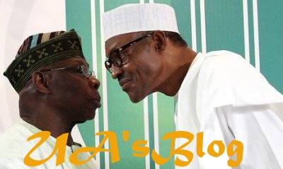 If You Cannot Read The Book, Detail Your Aides To Do So & Summarise It In A Language You Will Understand – Obasanjo To Buhari
