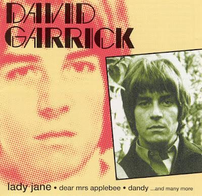 David Garrick - The Pye Anthology (2002)