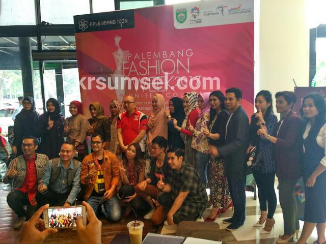 Palembang Icon Adakan Pagelaran Fashion Terbesar Di Sumsel