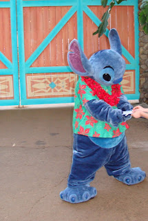 Stitch Christmas Outfit Animal Kingdom
