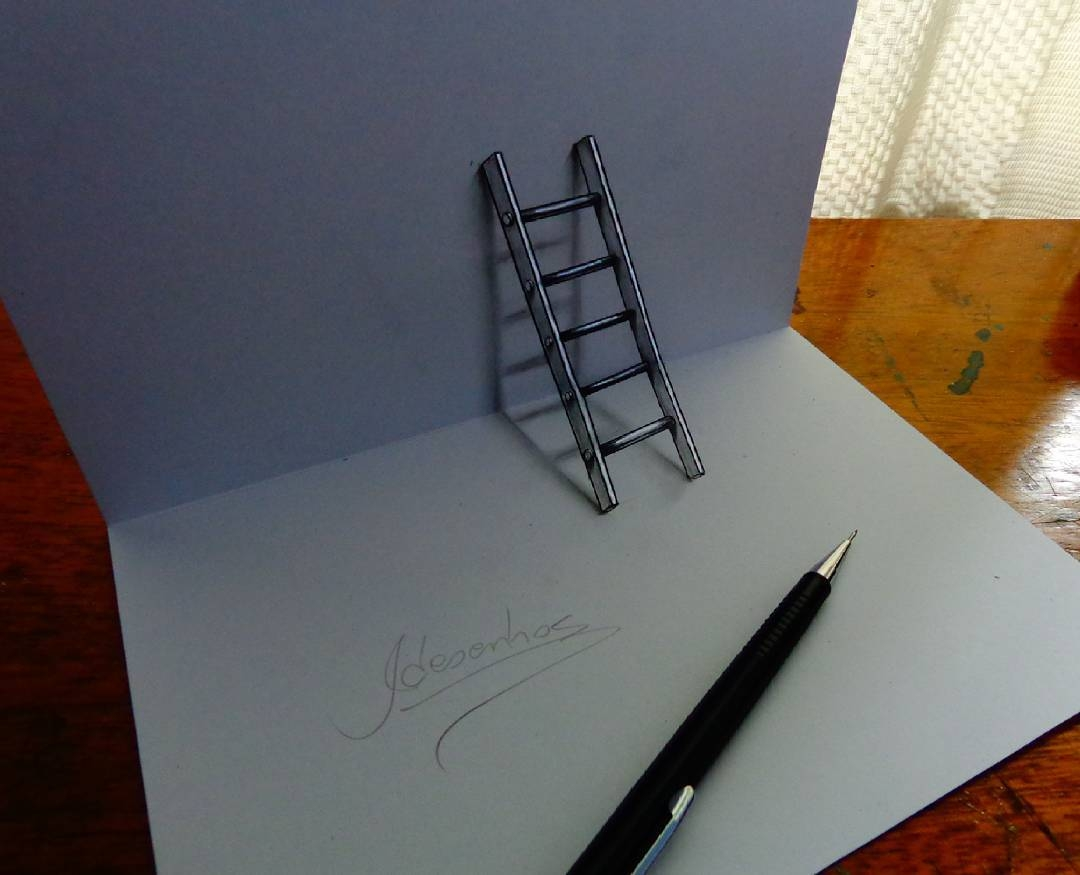 21-3d-Steps-wip-João-A-Carvalho-Drawing-and-Painting-3D-Optical-Illusions-see-the-Video-www-designstack-co