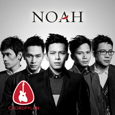 Lirik dan Chord Kunci Gitar Perih - Noah