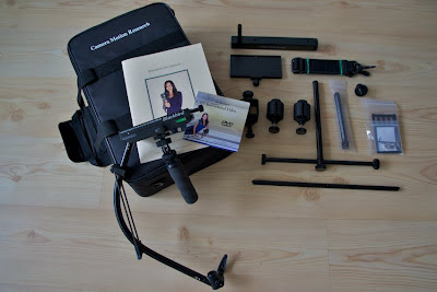 Click here for more information about the Blackbird Camera Stabilizer