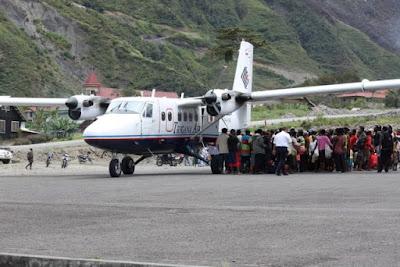 Bandara Mulia, Puncak Jaya, Papua