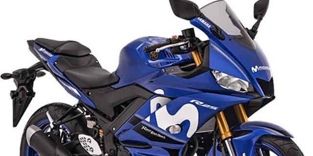 Hadirkan YZF-R25 Yamaha Movistar MotoGp Edition Makin Anyar