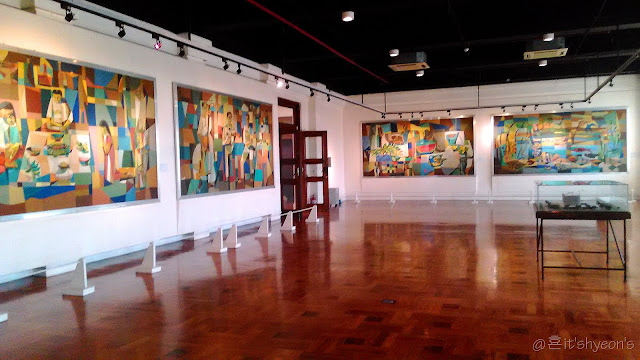 National Museum of Fine Arts; Getaway to Manila; Philippines