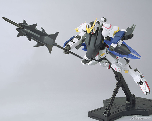 GUNDAM GUY: 1/100 Gundam Barbatos 6th Form - Release Info