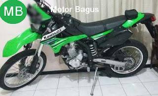 Harga motor KLX 250 lengkap