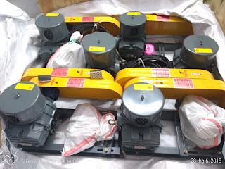máy thổi khí kfm nhập khẩu trực tiếp từ hàn quốc